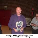 Hendrix Albert - superasduif jonge