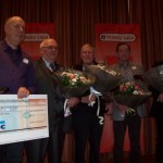 Master Award 2009: Snelheid Jonge Duiven - 1e plaats